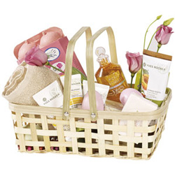 Bamboo <em>giftboxes, baskets and trays</em>