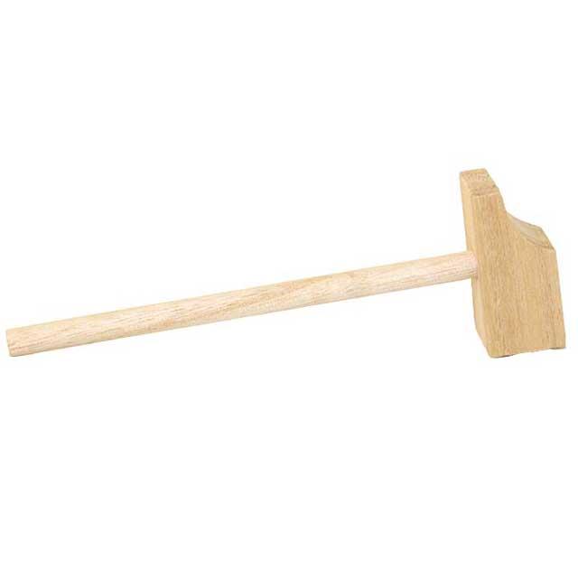 Marteau en bois